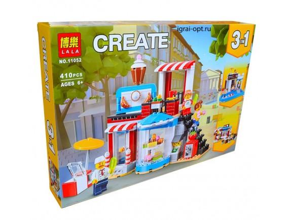 Конструктор 3in1 Приятные сюрпризы, Create 11052