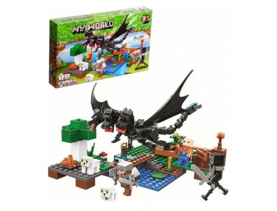 Конструктор LARI Черного дракона 11265
