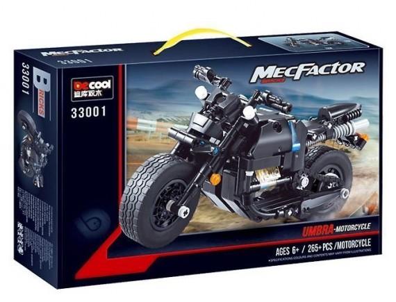 Конструктор Decool Technic Мотоцикл 33001