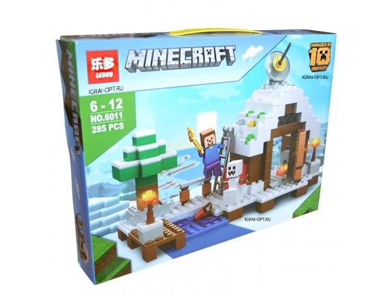 Конструктор LEDUO Minecraft 6011