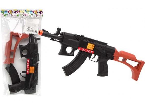 Автомат игрушечный в пакете 200121355 - приобрести в Игра - оптовый склад детских игрушек