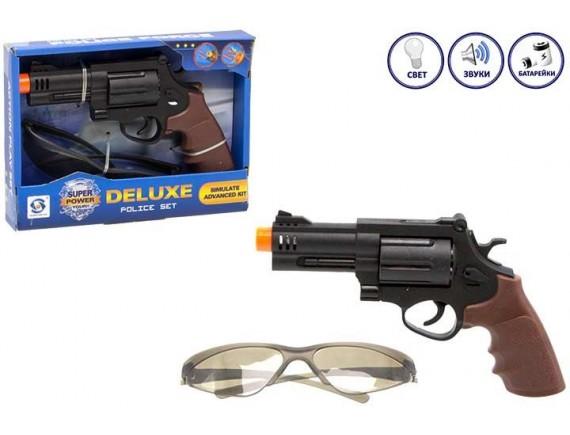 """Игровой набор с оружием """"Полицейский"""" 200224407"""