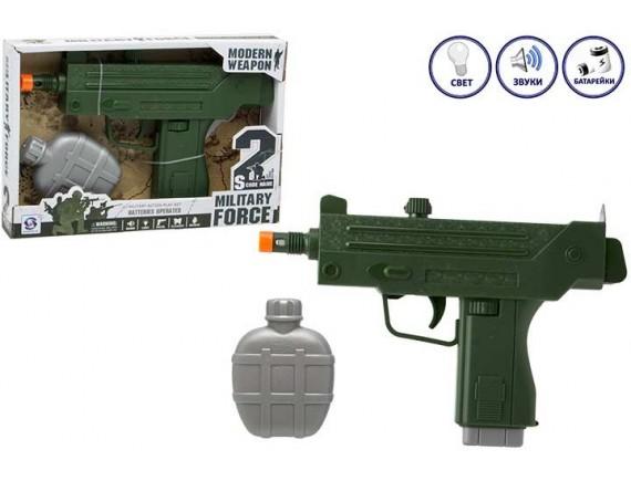 """Игровой набор с оружием """"Военный"""" 200443974 - приобрести в Игра - оптовый склад детских игрушек"""