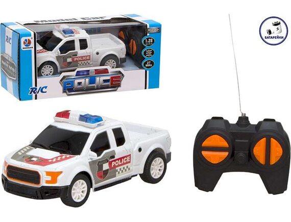 Радиоуправляемая машина Полиция 4 канала 200512052