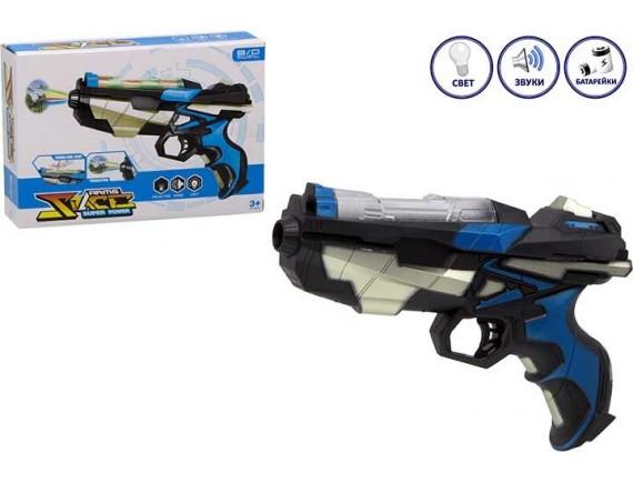 Игровой бластре Space на батарейках со светом и звуком 200565835 - приобрести в Игра - оптовый склад детских игрушек