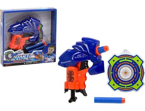 Игрушка Пистолет с мягкими пулями 13см 200619530 - приобрести в Игра - оптовый склад детских игрушек