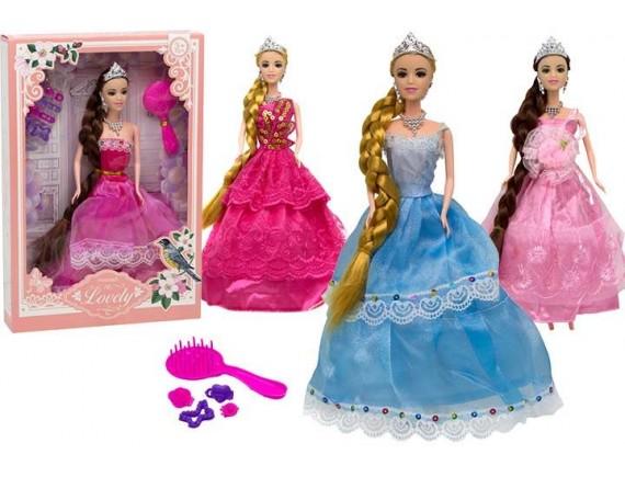 Кукла 29см с аксессуарами в коробке 200624491