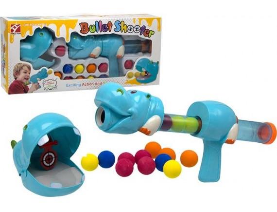 Детское помповое ружьё 200678239 - приобрести в Игра - оптовый склад детских игрушек