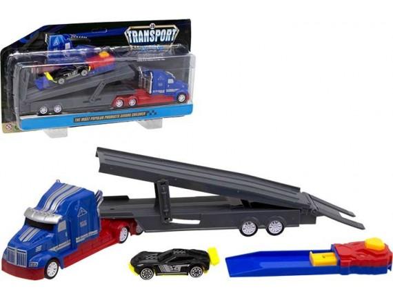 Игровой набор Truck грузовик и машинка 200711671
