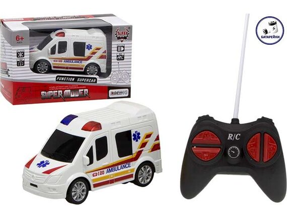 Машинка Скорая помощь на радиоуправлении 200720853