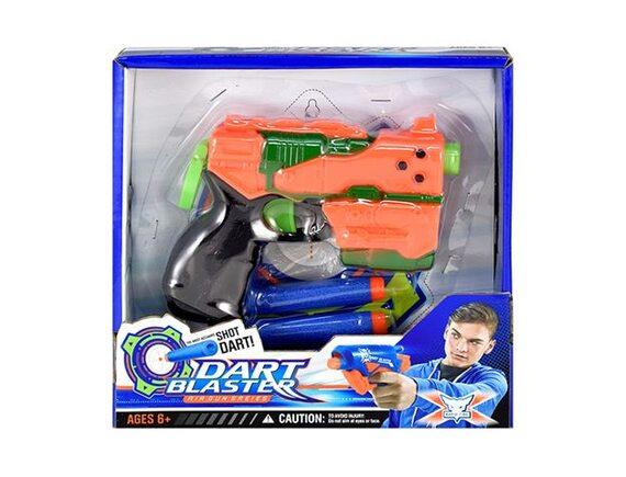 Игрушечный пистолет Dart Blaster с мягкими пулями 200858012 - приобрести в Игра - оптовый склад детских игрушек
