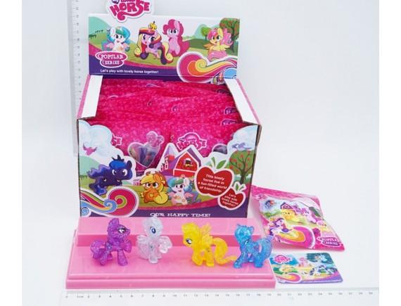 Фигурки Пони в пакете ассортимент D8208 - приобрести в Игра - оптовый склад детских игрушек