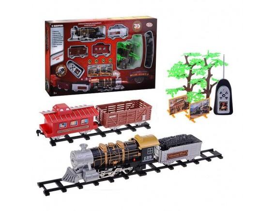 Радиоуправляемая железная дорога Play Smart LT0662