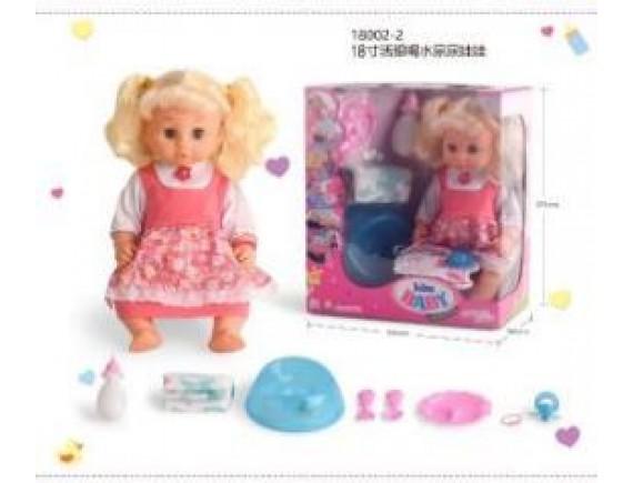 Кукла 6 функций LT18002-2