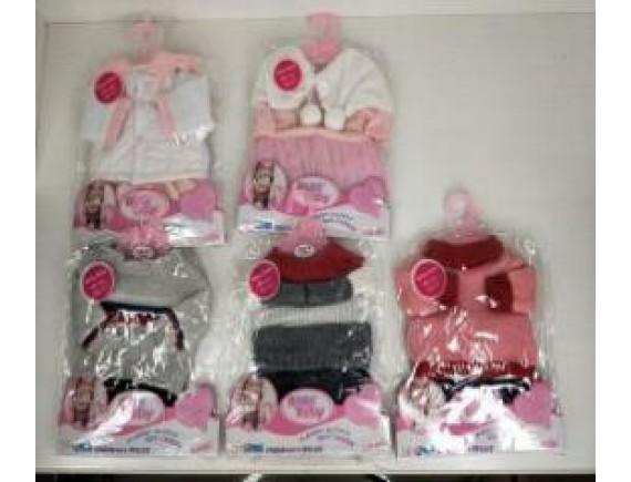 Одежда для кукол LT77000-61/152/41/153/1 - приобрести в Игра - оптовый склад детских игрушек