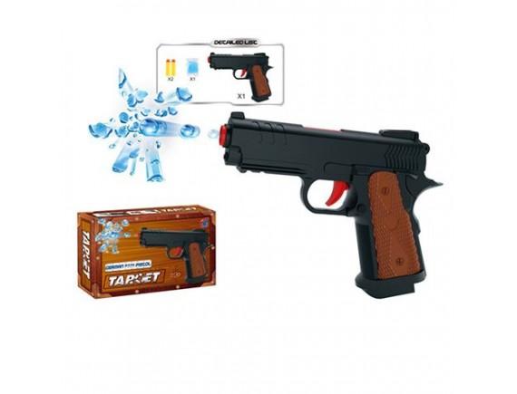 """Игрушка """"Пистолет"""" с гелевыми пулями 100002493 - приобрести в Игра - оптовый склад детских игрушек"""