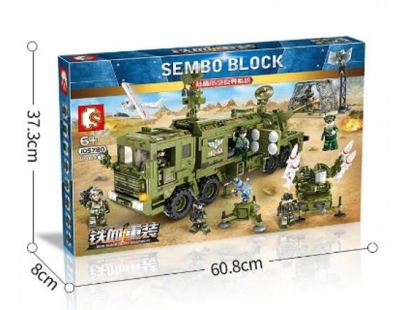 Конструктор Sembo Block 105780