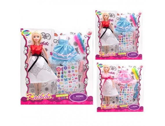 Кукла Барби Стилист 200169308 - приобрести в Игра - оптовый склад детских игрушек