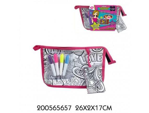 """Игровой набор """"Стильный подарок""""  200565657 - приобрести в Игра - оптовый склад детских игрушек"""