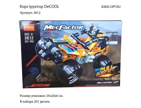 Конструктор Decool 3812